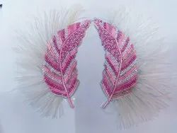 Feather Patches 5 Colours