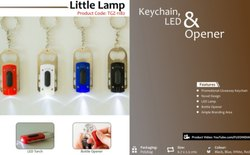 Keychain LED & Opener
