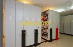 Office Mobile Storage Racks System