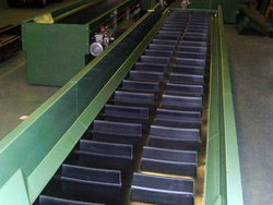 Sidewall Cleated Belt Conveyor