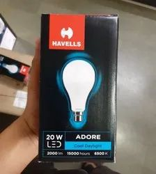 Havells Aluminium Adore Cool Daylight LED Bulb