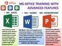 Advanced Microsoft Office Training