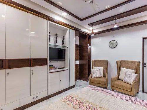 Modular Kitchen & Wardrobe Interior Designers, Work Provided: Wood Work & Furniture