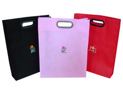 Offset Printing D Cut Bag