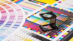 CMYK Color Print Service