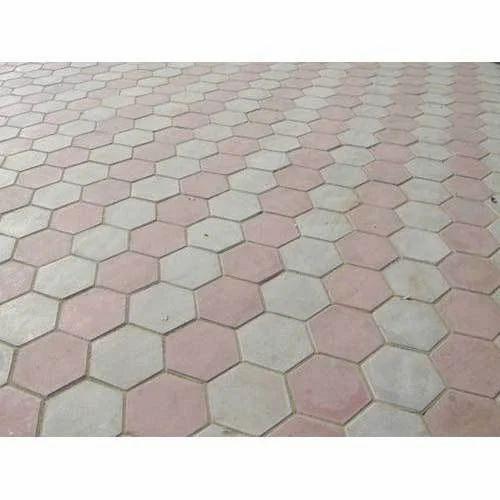 Ceramic Interlocking Floor Tile 6 8 Mm