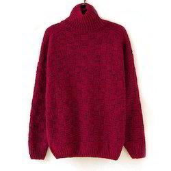 LEO Wears Full Sleeves Ladies Woven Sweater, Size: S-xl