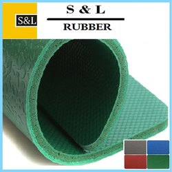 PVC Outdoor Waterproof Vinyl Sport Flooring., Warranty: 5 Year, Thickness: 4.5 - 7.2 mm
