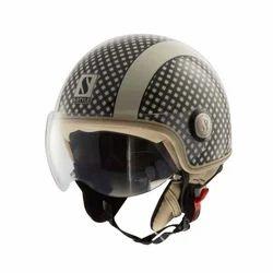 Check Open Face Helmet