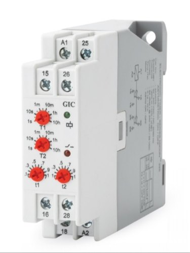 GIC Star Delta Timer 2AADTS at Rs 450/piece | GIC Timer | ID: 22152846888
