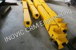 Industrial End Carriage Trolley