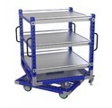 Rotating Shelf Cart