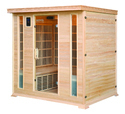 Infrared Sauna Room 6 Seater