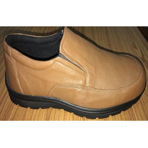 c45bc75a8b3 Brown Men Leather Diabetic Shoes Size 6 12 Rs 500 Pair Id