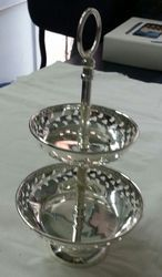 EPNS Decorative Cake Stand