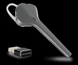 Plantronics Black Voyager 3200 UC Discreet Bluetooth Headset System For Audio Conference