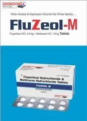 Flupentixol Eq. To Flupentixol 0.5mg Melitracen Hcl Eq. To Melitracen 10mg