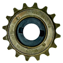 Free - Wheel Sprocket with Connector