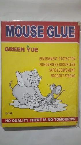 DeoDap Non-Toxic Odourless Adhesive Sticky Glue Rat Trap Pad