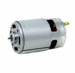 SEES 12V 3500 RPM Base DC Motor, Voltage: <100 V