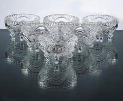 Crystal Glass Bowls