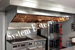 Used Kitchen Exhaust Hood
