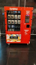 Combo Face Mask ,sanitizer Vending Machine Wih Automatic Sanitizer