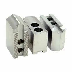 Mild Steel Soft Jaw, Hard Jaw, T Nut, Special Jaw, For Cnc Machine Tools, 1 Set