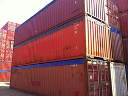 40' Open Top Used Shipping Container