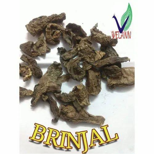 A Grade Brinjal Vathal, Packaging Size: 1-5 Kg, Plastic Bag