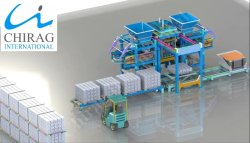 Chirag New Brand Interlocking Brick Manufacturing  Machine