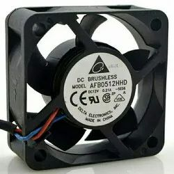 Delta Cooling fan AFB0512HHD 12VDC 0.21A