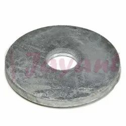 Dock Washer- Hot Dip Galvanized Flat Washers, Heavy Duty, Fender, SS316 Dock Washers
