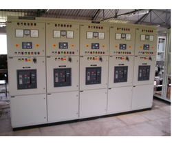Automatic Genset Control Panel
