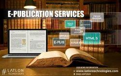 Electronic Publication Services ( Epub)