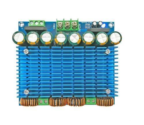 Class D 840 W Audio Power Amplifier Board