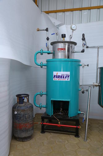 Mild Steel Multi Purpose Steam Boiler, Rs 57500 /piece, Hot Springs ...