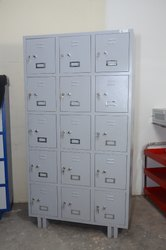 Industrial Mobile Locker