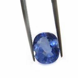 Blue Precious Sapphire Gemstone