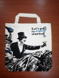 Canvas Wine Bag- 2 Bottles