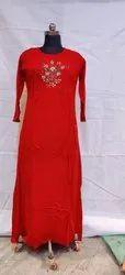Handwork Gown