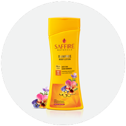 Sunfree Body Lotion SPF25 Anti-tan With Skin Fairness