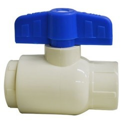 Lexicon CPVC Ball Valve