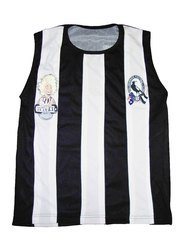 Football Jumper Micro Polyester with Mesh Lining