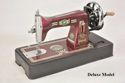 Deluxe Model Sewing Machine