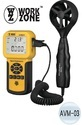 Thermo Anemometer AVM 03 Work Zone