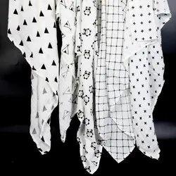 Organic Cotton Double Cloth Muslin Printed Fabric