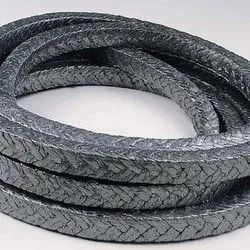 Ceramic Fiber Rope With Graphite Impregnation