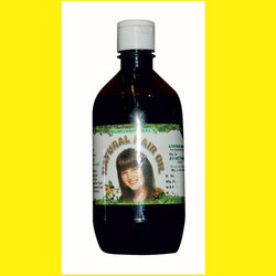 Natural Herbal Hair Oil