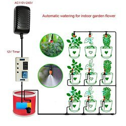 Automation Balcony Irrigation System